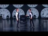 Танцы. Битва сезонов Ильшат и Олег Клевакин (Calvin Harris feat. John Newman - Blame) (серия 5)