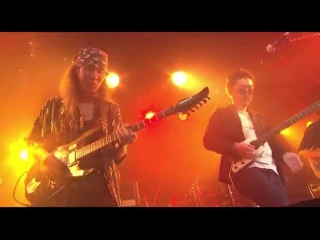 Outride a Crisis [From Super Hang On] - Blind Spot (ほぼS.S.T.Band)