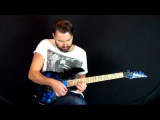 Blue Powder Steve Vai Ibanez Jem 77P Cover | Lee Wrathe