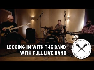Locking In With The Band (with full live band!) // Scott's Bass Lessons
