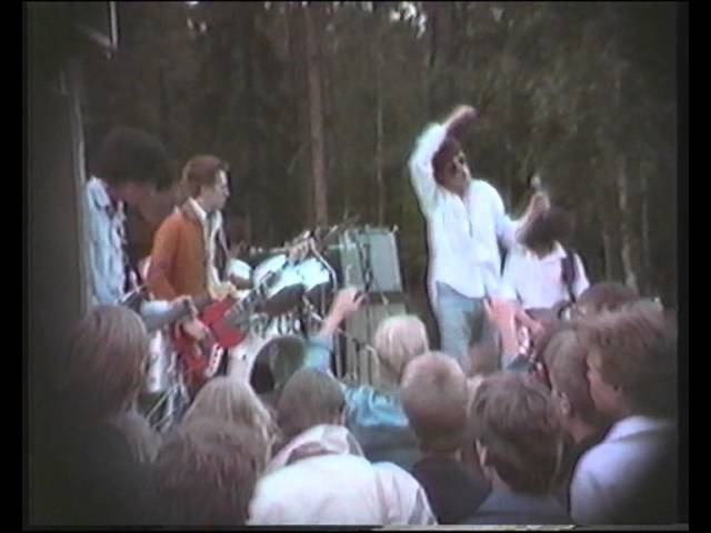 Pelle Miljoona 1980 13.6.1979 Kouvola
