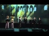 Дивна Любоевич и хор «Мелόди»: «Агиос о Теос» (Трисвятое)