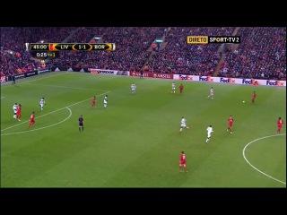 Ливерпуль - Бордо – 2:1. Обзор матча. Лига Европы. 5-й тур. 26.11.2015