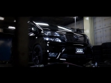 JAPAN TUNING-Toyota ALPHARD (HKS GT SUPERCHARGER SYSTEM)