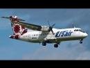 ATR-42 (UR-UTB) ЮТэйр Украина Внуково
