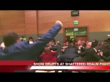 Shattered Realm - Turkish Parliament fight