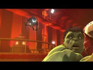 Железный человек и Халк_ Союз героев _ Iron Man  Hulk_ Heroes United (2013) BDR