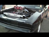 DODGE CHARGER 1968 DRAG RACE