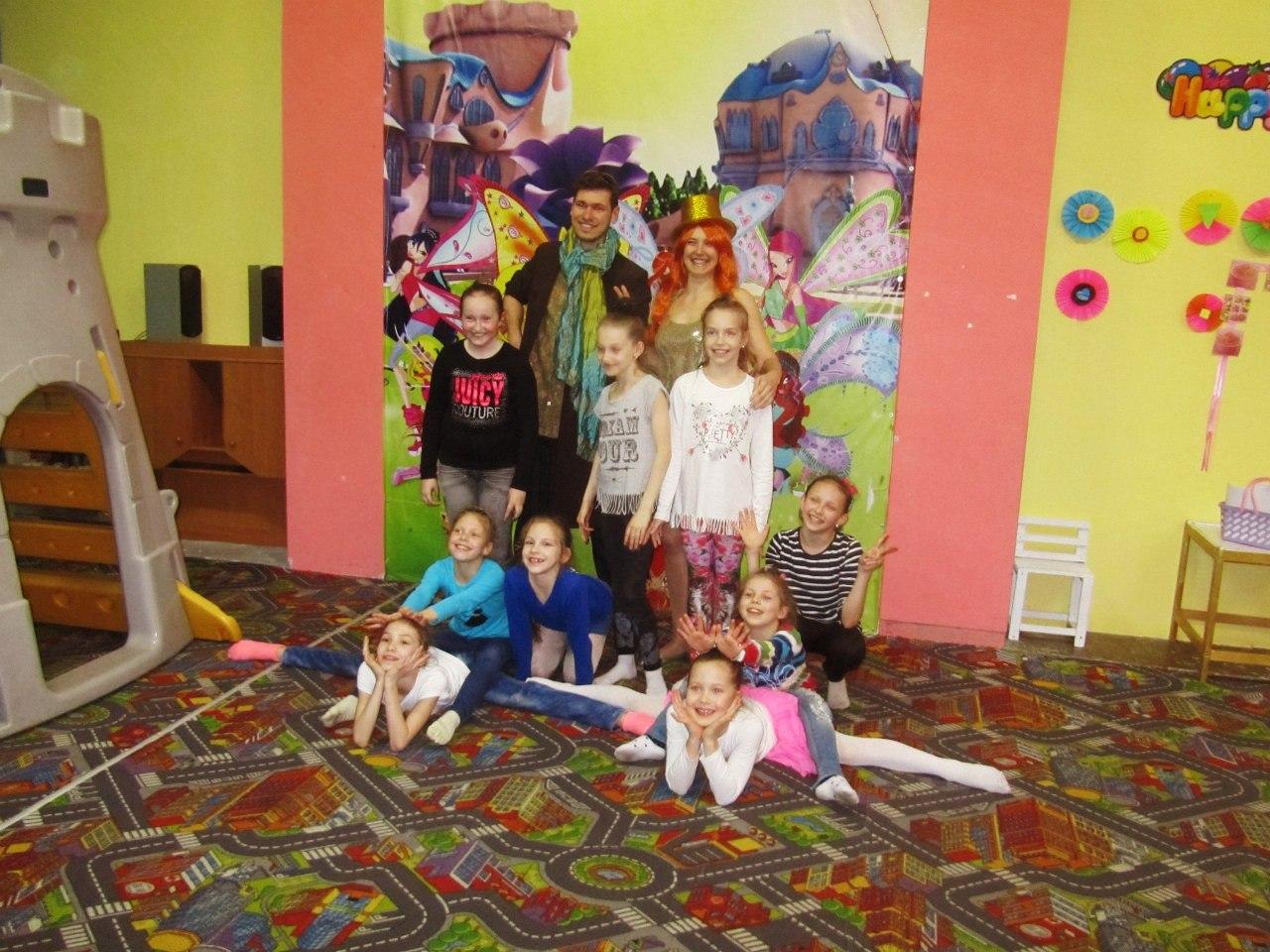 День рождения для девочки подростка в Запорожье