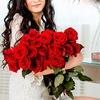 Купить Розы в Минске, свадебный букет невесты