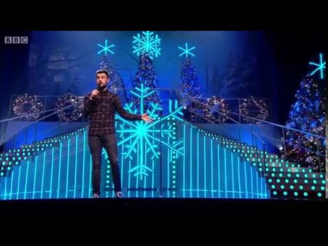 Jack Whitehall - The John Bishop Christmas Show RUS SUB