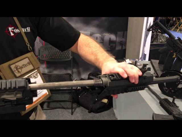 Fostech Origin-12 Mag-Fed Semi-Auto Shotgun at SHOT Show 2016