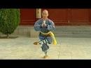 Shaolin big Buddha kung fu luohan quan part 3