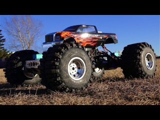 RC ADVENTURES - 1/4 Scale KiLLER KRAWLER 2 - 6S Lipo OFFROADiNG