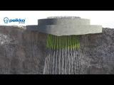 Peikkos Rock Foundation for Onshore Wind Turbines