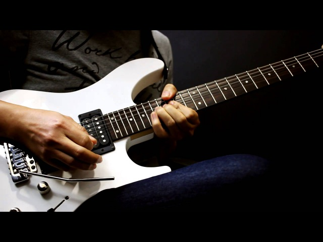 Short Jam with Melodic Rock Backing Track from Jan Cyrka