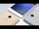 Презентация XIAOMI REDMI Note 3 от Gearbest!