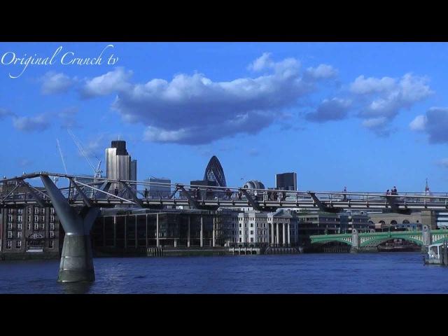 Amazing LONDON city tour, in stunning HD