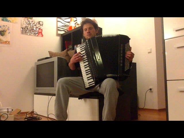 Tornado of Souls accordion solo (Marty Friedman, Megadeth )