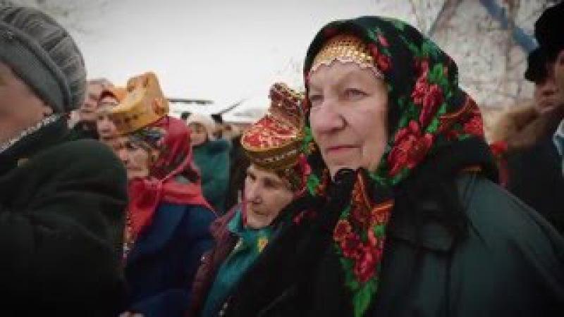 День особождения села Русская Тростянка
