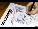 How to Draw [Harley Quinn] / Как Нарисовать Харли Квинн
