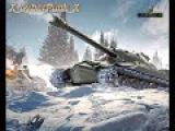 Бой на танке ИС-7. Аэродром (X_CyberPunk_X)