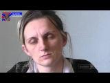 Интревью с освобожденной из украинского плена Оксаной Литовченко