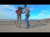 Salsa Dance - Time To Spend (Edwin &amp Daniela in Argentina)