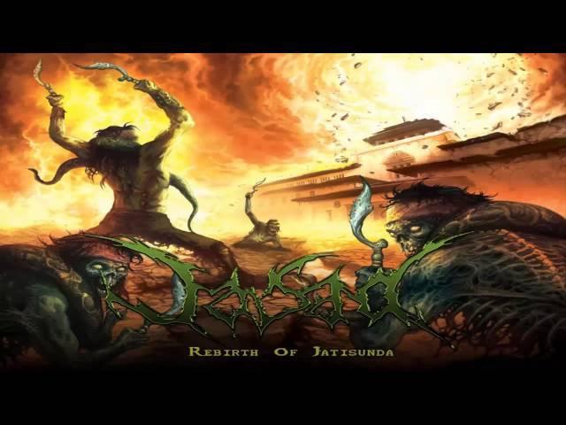 Jasad - Rebirth Of Jatisunda (2013) {Full-Album}