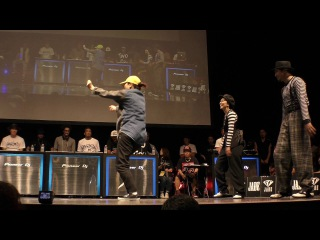 SORI & SACHI vs ROADDOGGZ(masato CiO) FINAL / WDC 2016 FINAL LOCK SIDE | Danceproject.info