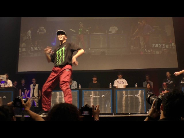 Polskee Flavour(Thomaz Greku) vs MB Crew(Zooty Dol) FINAL / WDC 2016 FINAL BREAK SIDE
