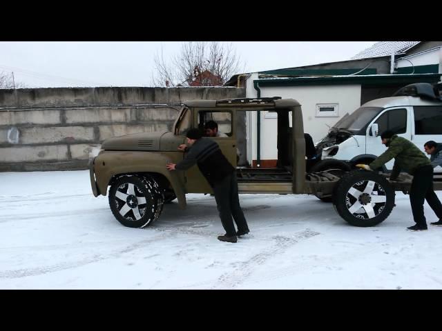 ЗИЛ 130 пикап СТ-Арт Нальчик