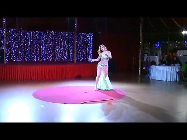 Belly Dance Anna Yudina - Raks Sharki ( Mejanse Saidi)