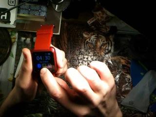 Смарт годинник з Aliexpress(Посилки из Китая)