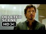 Iron Man Deleted Scene - Missed You Too (2008) - Robert Downey Jr, Jeff Bridges Movie HD