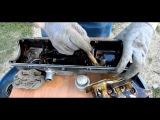 Как почистить клапанную крышку (сетку сапуна) Ваз