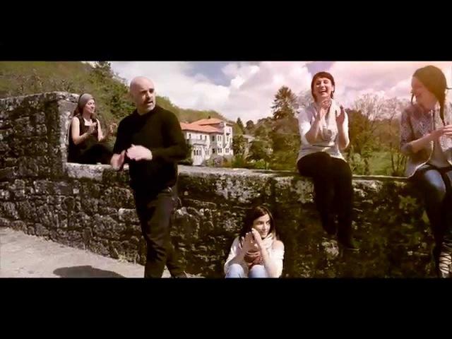 Xabier Díaz Adufeiras de Salitre - Cantiga da Montaña