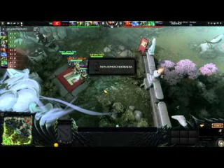Dota2 5x5 CMC Champ. Winner bracket semifinal.OLD_FAGs vs. Team Inferiority Complex game 2