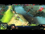 Dota2 5x5 CMC Champ. Winner bracket semifinal.OLD_FAGs vs. Team Inferiority Complex game 1