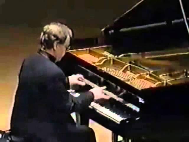 Hamelin Plays Alkan Grande sonate Les quatre âges - 30 ans