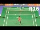 2016 Singapore Open Carolina Marin vs Nitchaon Jindapol