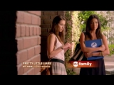 Милые обманщицы/Pretty Little Liars (2010 - ...) ТВ-ролик (сезон 3, эпизод 5)