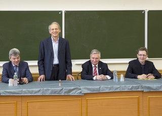 Встреча выпускников 23.01.2016