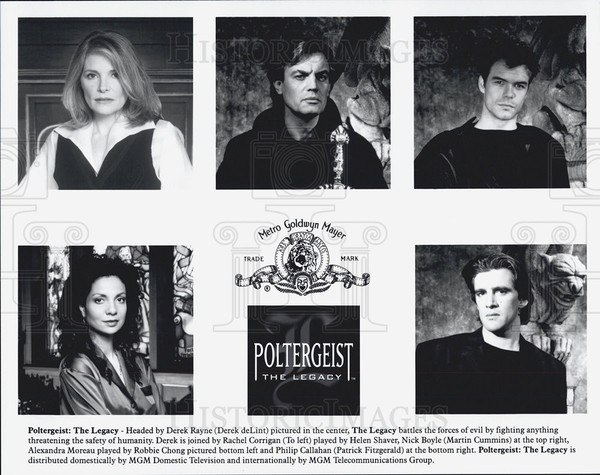 Poltergeist The Legacy Cast