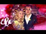 Сюрприз от друзей на свадьбу: Слайд нашей истории любви