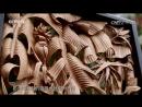 01. ''ВОЛШЕБСТВО КОНЧИКОВ ПАЛЬЦЕВ'' - золотая резьба по дереву ''Чаочжоу''.