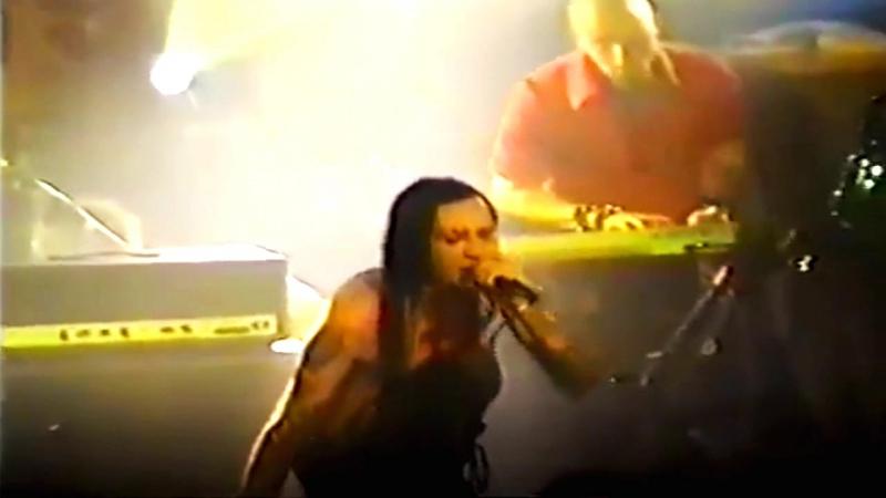 Marilyn Manson — Lunchbox (Live in Dallas|15.09.1995)