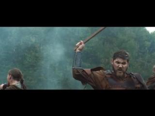 Битва викингов.