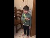 Чудо-ребенок из Кишинева: Представь, папа, что ты мышь, и тебя убили - нельзя губить природу!