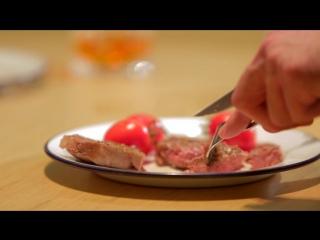 Как приготовить правильный стейк. Рецепт